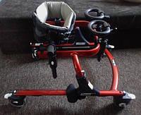 Реабилитационные Ходунки для детей Задне-опорные ходунки Rifton Pacer Gait Trainers 501 Size 1