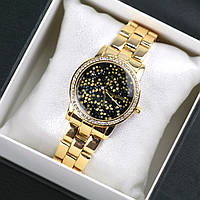 Часы женские наручные Guess Shiny золото, часы дропшиппинг