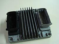 Электронный блок управления двигателем 1.4  Авео-3 96436779 XAJZ, фото 1