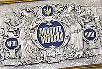 Сувенір  1000 карбованців  УНР 1917 р.  копія в металі