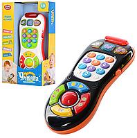 Развивающая интерактивная игрушка | пульт «Умняга»