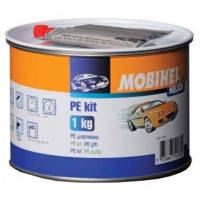 Автомобильная шпатлевка тонкая (мелкая) Mobihel 1 кг