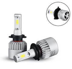 Светодиодная лампа H1 PATROL 72 Вт (цена указана за 1 штуку 36 Вт) 8000LM 6500K