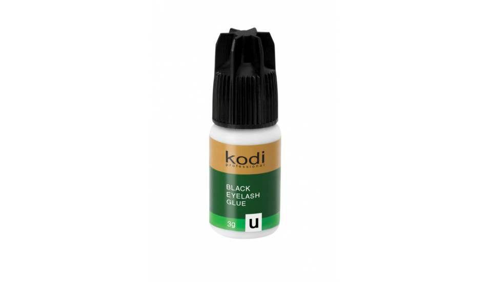 KODI Клей для наращивания ресниц Черный U 3гр