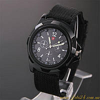 Часы мужские Gemius Swiss Army + нож кредитка