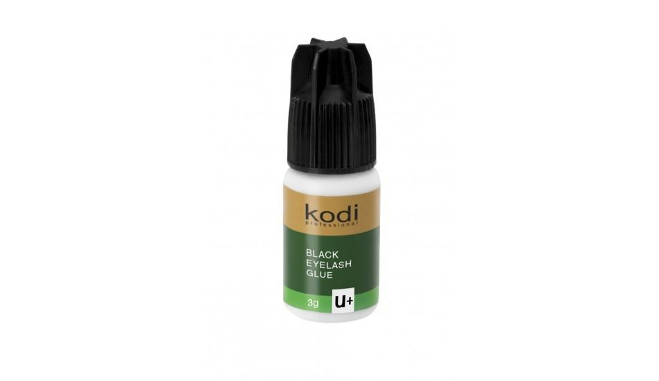 KODI Клей для наращивания ресниц Черный U+ 3гр