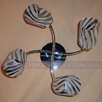 Люстра спот направляемая IMPERIA четырехламповая LUX-453010