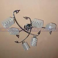 Люстра припотолочная IMPERIA шестиламповая LUX-455131