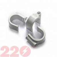 Кріплення кабельне, кругле, D 14 мм (50)