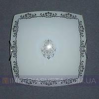 Светильник накладной, на стену и потолок IMPERIA двухламповый LUX-461244
