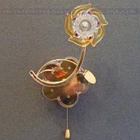 Светильник бра, настенное галогеновое IMPERIA одноламповое декоративное LUX-341036
