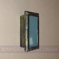 Уличный светильник встраиваемый влагозащищенный IMPERIA одноламповый LUX-344525