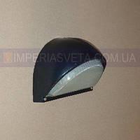 Уличный накладной светильник, влагозащищенный IMPERIA одноламповый антивандальный LUX-342632