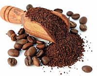 Кофе свежеобжаренный молотый Арабика Сорт: Сантос Страна: Бразилия размер (скрин): 17-18 вес: 1 кг