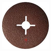 3M 27628 - Фибровые шлифовальные круги 982С CUBITRON II, 125Х22мм, P80