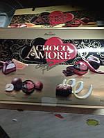 Шоколадные конфеты в жестяной упаковке