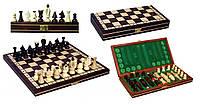 Шахматы «Королевские лейд» (Польша, отборное дерево)