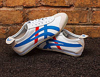 "Кроссовки Asics Onitsuka Tiger Mexico 66 ""Blue/Red/White"""
