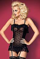 Женское эротическое белье корсет Lovely corset