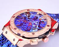 Часы мужские Hublot Big Bang Boa Bang голубой, фото 1
