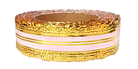 Лента флористическая (4 см х 25 ярдов) Светло-розовый №11