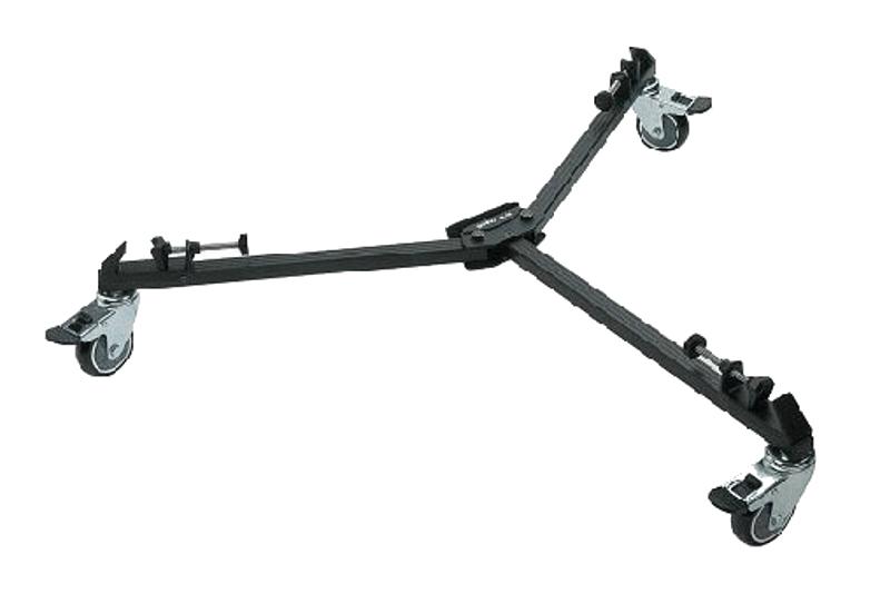 Колеса под штатив Benro DL-06 (tpipod dolly)