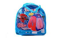 Палатка детская игровая Человек паук Spider man Спайдер мен