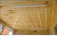 Сушилка потолочная для белья 1,4 метра