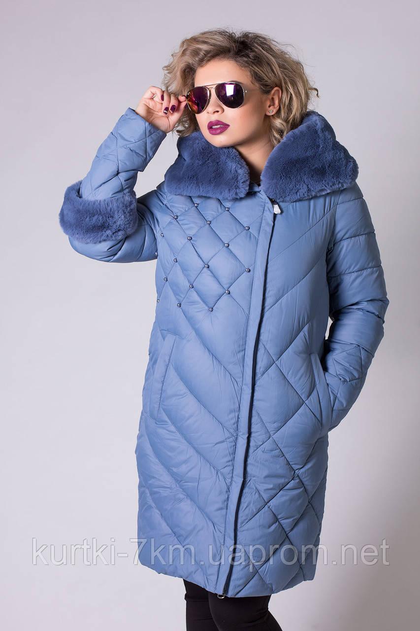 Женские зимние куртки  Kapre №812 - Женские куртки, пуховики - Куртки 7км в Одессе