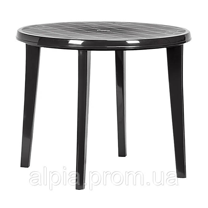 Стол пластиковый Curver Lisa серый