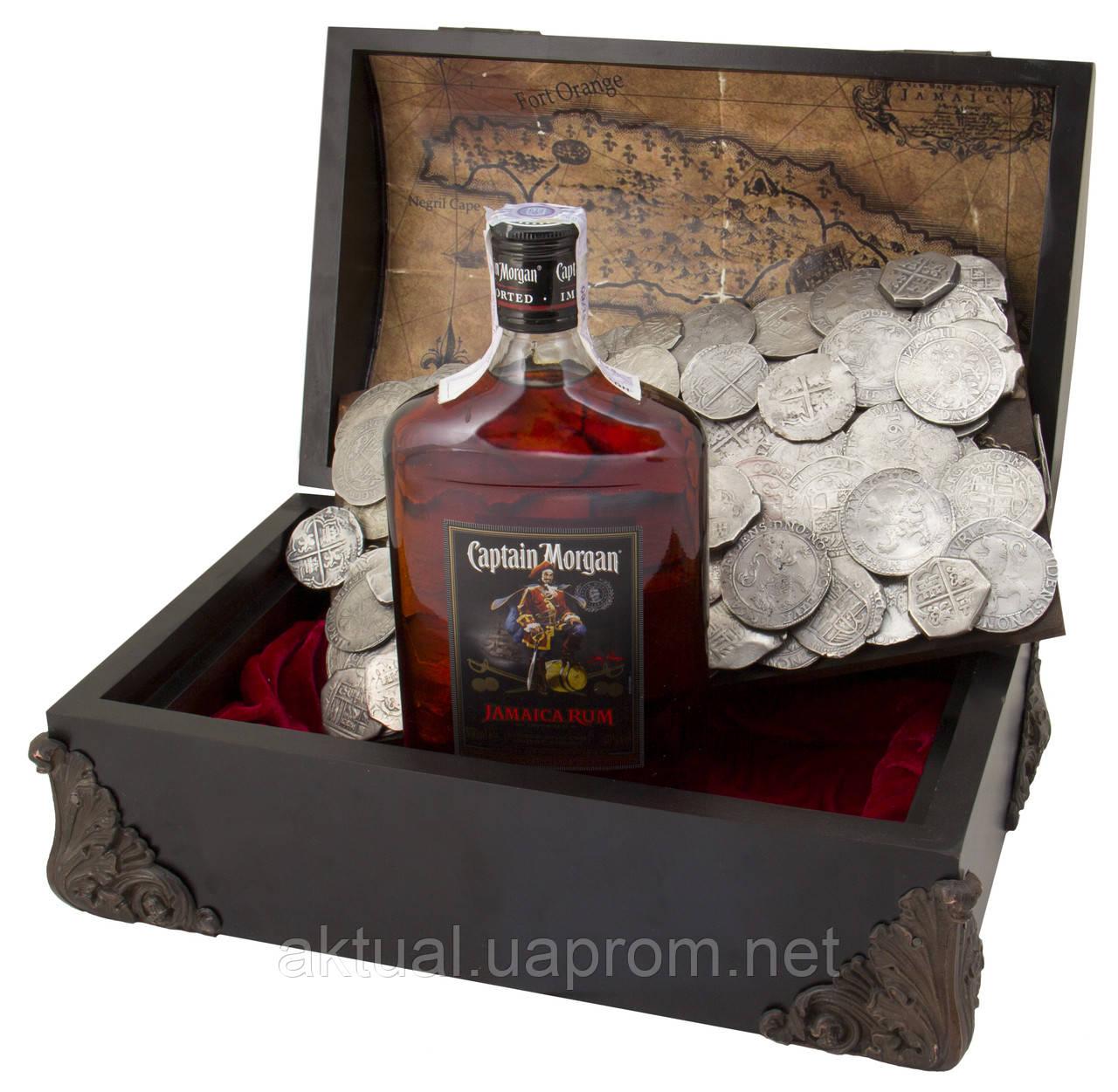 Сундук под Виски или Бренди