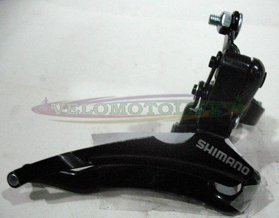 Передняя перекидка SHIMANO верхняя тяга, фото 2