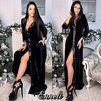 Платье-халат,  тм Enneli 8703