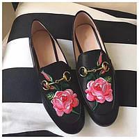 Брендовая обувь Gucci