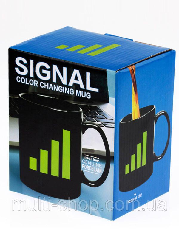 Чашка-магия SIGNAL