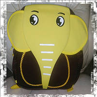 Рюкзак детский brown elephant, фото 1
