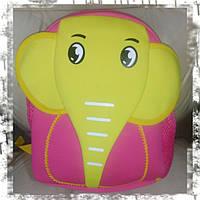 Рюкзак детский rose elephant