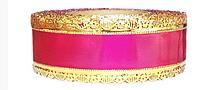 Лента флористическая (5 см х 25 ярдов) Малиновый