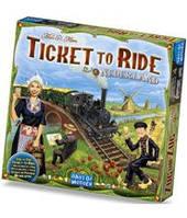 Билет на поезд: Нидерланды (Ticket to ride: Nederland) настольная игра