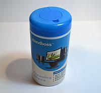 Чистящее средство влажные салфетки*2648