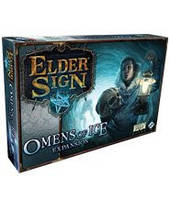 Знак Древних: Знамения льда (Elder Sign: Omens of Ice) настольная игра