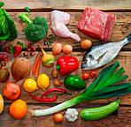 Полезные продукты при коррекции веса и их соотношение