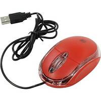 Мышь Defender MS-900, Red USB