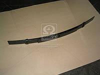 Рессора задняя дополнительная ГАЗ 3302 3-листовая 1050мм (Производство Чусовая) 3302-2913012-10