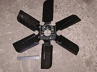 Крыльчатка вентилятора ЯМЗ 236 (Производство ЯМЗ) 236-1308012-А4