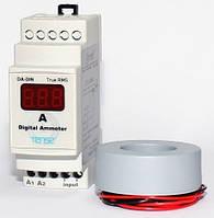 Амперметр 300 А особо точный True RMS на дин DIN рейку цена купить