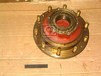 Ступица оси полуприцепа (под АБС) в сборе (Производство МАЗ) 9758-3104006