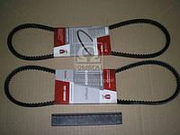 Ремень 10,7х8х944 зубчатый насоса водяного+генератора в упаковке ВАЗ (Производство БРТ) 2107-1308020РУ