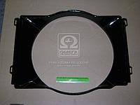 Кожух вентилятора УАЗ 452 с кронштейн. (Производство УАЗ) 3741-1309010