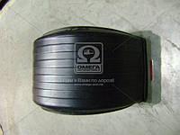 Крыло грузовое ГАЗ двускатное (Производство Петропласт) Локеры